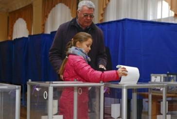 У західних та центральних областях вибори проходять спокійно