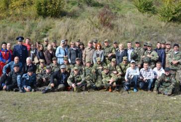 """Спільні тренування журналістів з бійцями спецбатальйону міліції """"Тернопіль"""" організували місцеві правоохронці"""