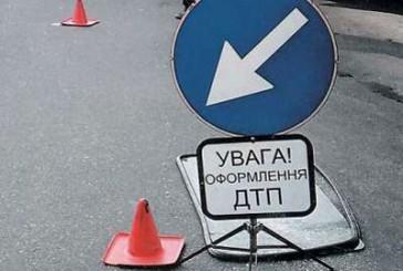 На Тернопільщині чергова ДТП