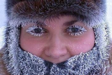 Ознаки переохолодження та обмороження. Основні правила поведінки в умовах низьких температур