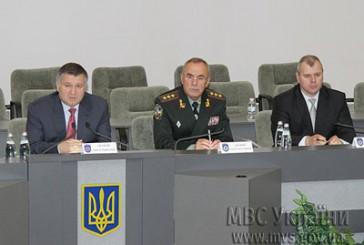 """Арсен Аваков: """"На кожен факт порушення виборчого процесу необхідно реагувати жорстко і предметно"""""""