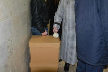 Здача документів на ОВК Тернопільщини проходить без порушень