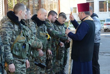 На схід України знову поїхали правоохоронці Тернопільщини