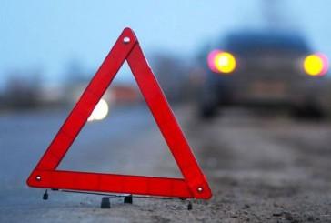 32 аварії трапилося на Тернопільщині від початку місяця