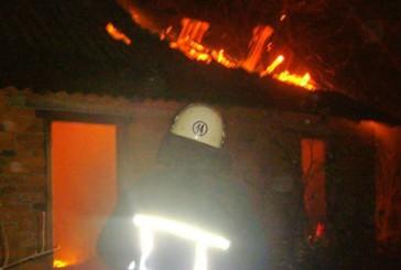 Тернопільська область: за минулу добу виникло дві пожежі в господарських будівлях
