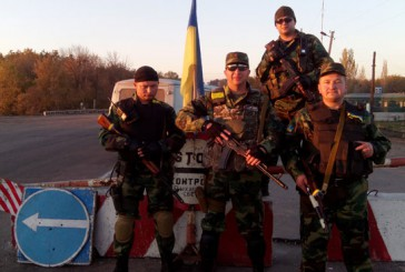 Допоки на сході є люди, які люблять і хочуть жити в Україні, ми будемо їх захищати, – Петро Тихович