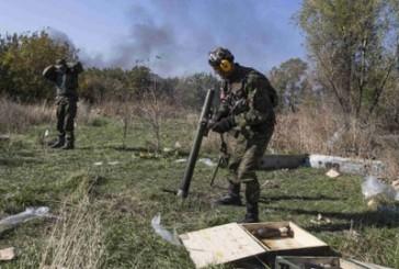 Бойовики порушили умови перемир'я вже майже 2400 разів – Тимчук