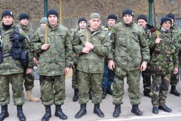 На сьому ротацію в зону проведення АТО відбули правоохоронці Тернопільщини