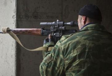 За добу бойовики 44 рази обстріляли сили АТО, четверо військових загинули