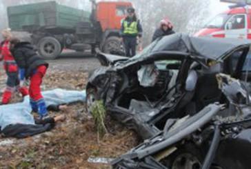 20 людей загинуло на дорогах Тернопільщини через перевищення швидкості