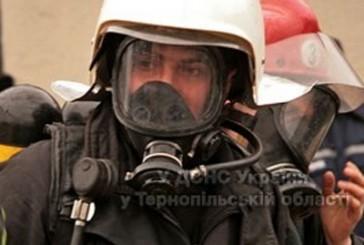 Тернопільська область: рятувальники-газодимозахисники демонстрували професійну майстерність та визначали кращих у професії