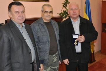 Орден «Єдність та Воля» вручили Василю Облещуку