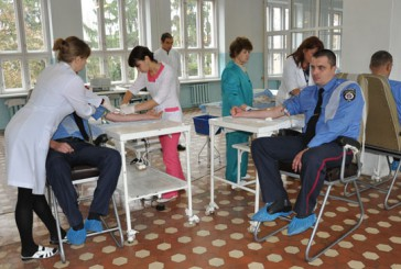 Державтоінспектори Тернопільщини здали кров