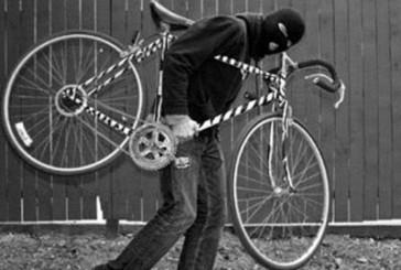 На Тернопільщині почастішали крадіжки велосипедів