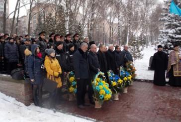 Офіцери СБУ вшанували учасників ліквідації наслідків Чорнобильської катастрофи