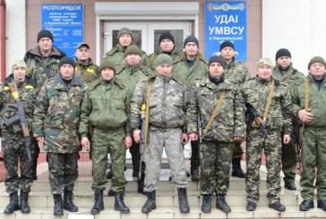Із зони АТО повернулися правоохоронці Тернопільщини