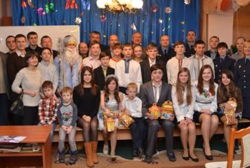 Тернопільські правоохоронці стали помічниками Святого Миколая