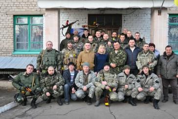 Із зони АТО на Тернопільщину повернулося десять оперативників
