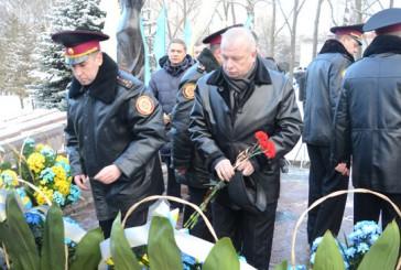 Тернопільські правоохоронці вшанували пам'ять ліквідаторів аварії на ЧАЕС