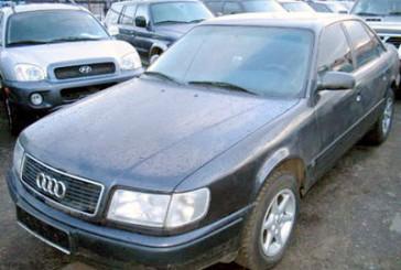 Працівники сервісного центру виявили крадену автівку