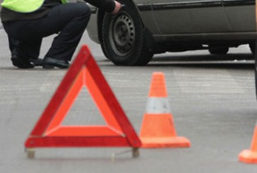 У Гусятинському районі іномарка зіткнулася з вантажівкою