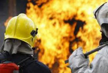 На Тернопільщині разом з приміщенням згоріла людина