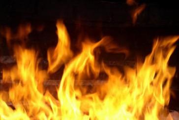 Підпалив подвір'я колишньої дружини заради помсти