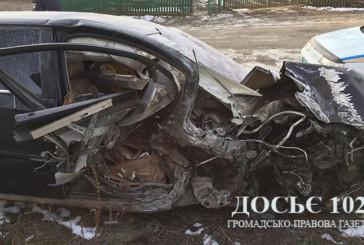 На Тернопільщині у лікарні після ДТП помер чоловік