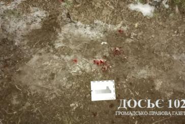 Правоохоронці Монастирищини встановлюють обставини бійки в торговому закладі села Швейків