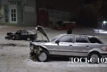 Вихідні дні на Тернопільщині не минули без автопригод