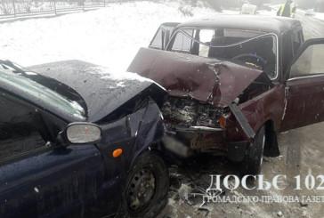 За чотири вихідних на дорогах Тернопільщини трапилося три ДТП з травмованими