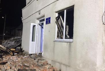 Правоохоронці з'ясовують причини вибуху в сільському клубі на Тернопільщині