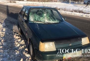 Двоє пішоходів опинилися під колесами автомобіля на Кременеччині