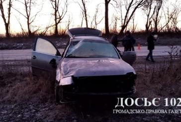 У автопригодах на Тернопільщині травмувалися люди