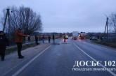 Допомогти встановити особу водія-втікача просять правоохоронці Кременеччини у водіїв з відеореєстраторами