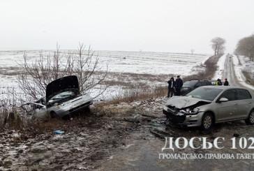 На Збаражчині у автопригоді одна людина загинула, одна з травмами потрапила до лікарні