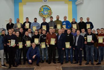 Команда Збаразького відділення поліції виборола першість  у змаганнях з самбо