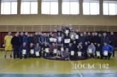 Команда управління КОРД виборола першість у змаганнях з гирьового спорту