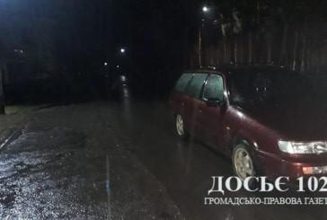 Необережність пішохода – причина ДТП на Теребовлянщині