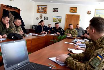 У Тернополі СБУ провела антитерористичні командно-штабні навчання