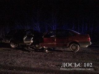 В дорожньо-транспортній пригоді на Тернопільщині загинула людина