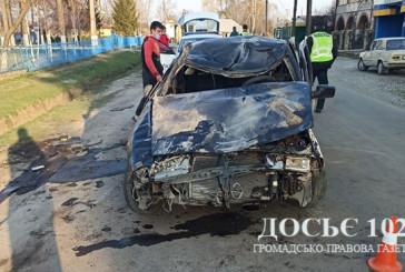 Шестеро людей у трьох ДТП травмувалися 8 квітня на Тернопільщині