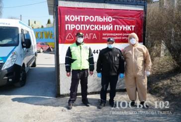 Правоохоронці Тернопільщини стежать за дотриманням карантинних обмежень