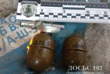 У власному будинку житель Тернопільського району зберігав вибухонебезпечні предмети