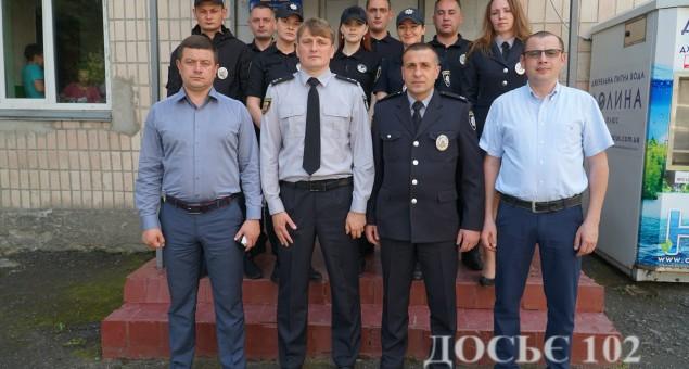 Три поліцейських станції відкрили на території Тернопільської територіальної громади