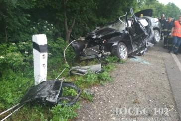 Перевищення швидкості – ймовірна причина смерті водія на Тернопільщині