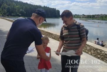 На Тернопільщині триває операція «Безпечне літо»