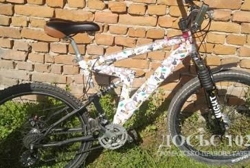 Зборівські поліцейські вилучили у жителя району два викрадених велосипеди