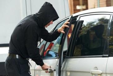 Поліцейські застерігають: не залишайте цінні речі в автівках