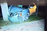 У автопригоді на Тернопільщині травмувалося двоє пасажирів